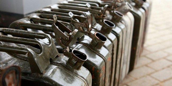 Потребление топлива в Украине снижается 1