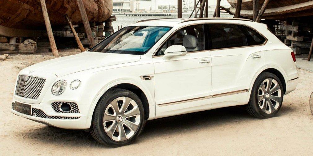 Bentley выпустит автомобиль стоимостью более одного миллиона долларов 1