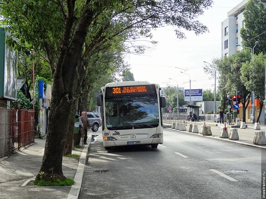 Румыния взорвала автобусный рынок Европы 1
