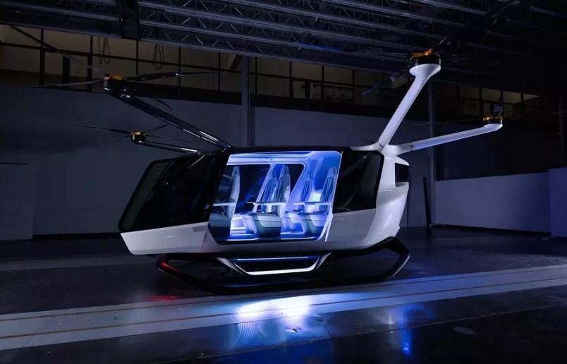 BMW разработала дизайн летающего беспилотника 1