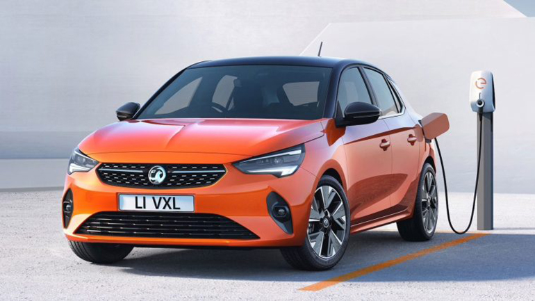 Opel официально показал электрическую Corsa-e 1