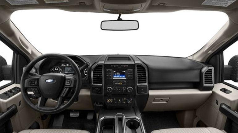 Ford F-150 XLT получил дизельный двигатель 2