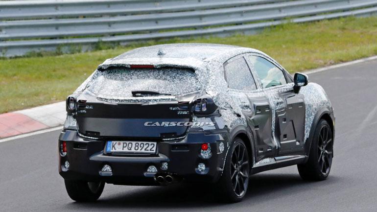 Ford осенью может представить новый Puma 2