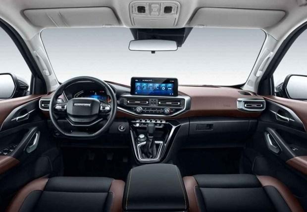 Новый пикап Peugeot станет «клоном» китайского Changan F70 2