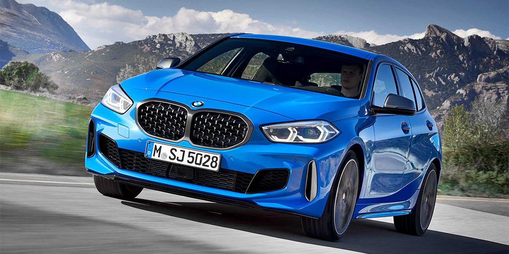 BMW 1-Series сменила поколение 1