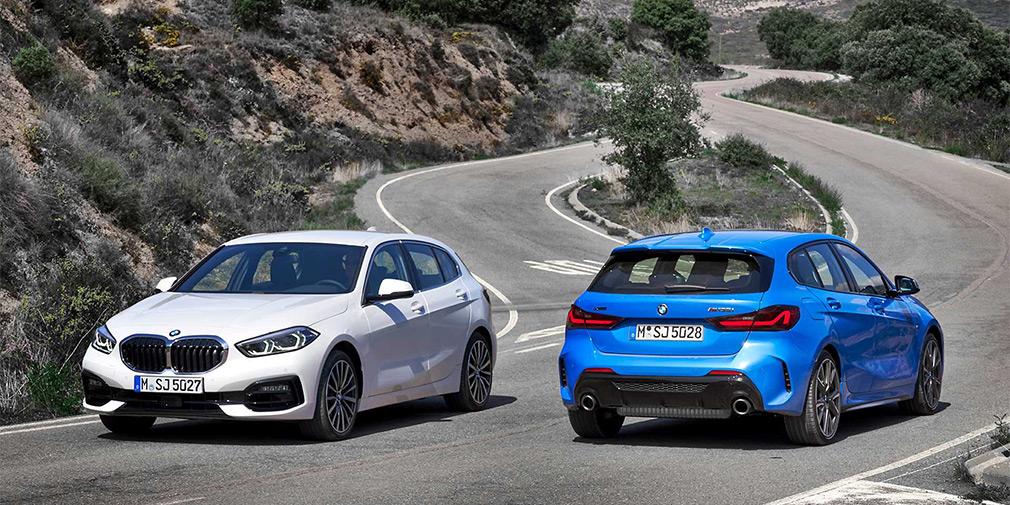 BMW 1-Series сменила поколение 2