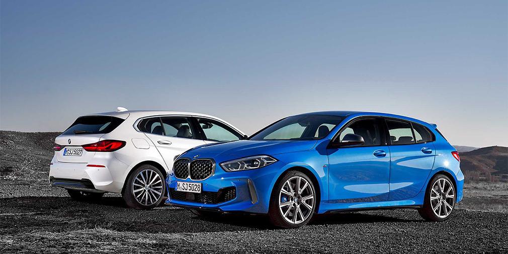 BMW 1-Series сменила поколение 3