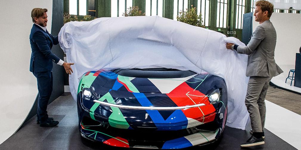 Pininfarina посвятила электрический гиперкар Леонардо да Винчи 2