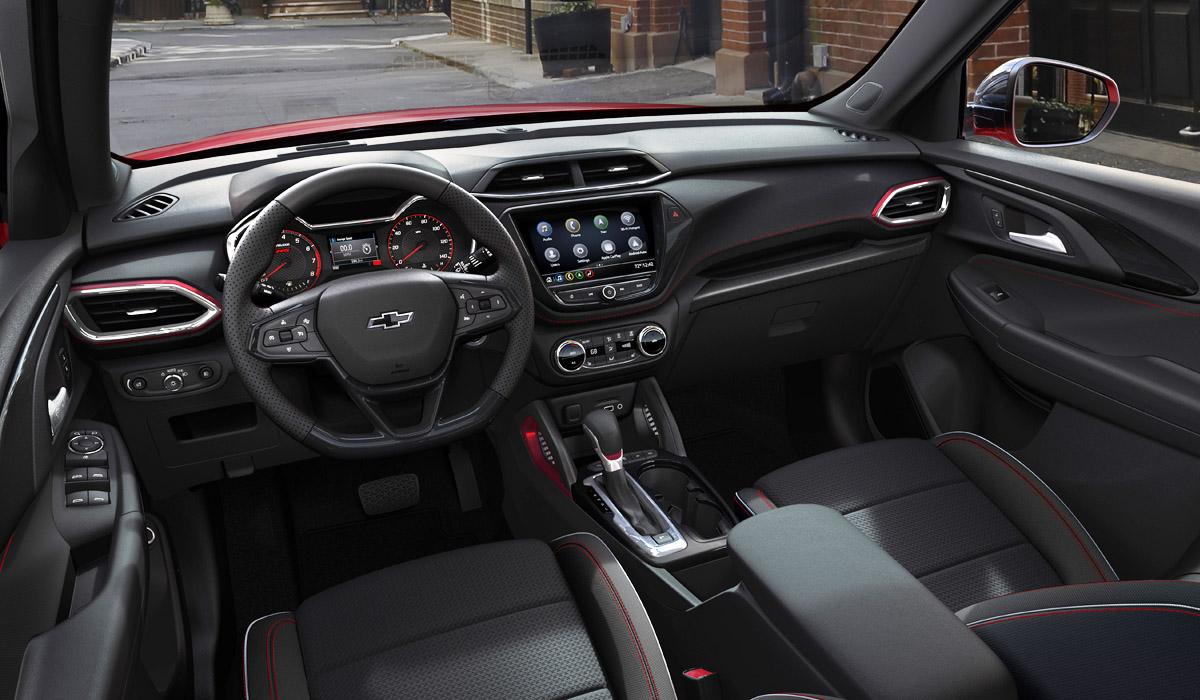 Новый кроссовер Chevrolet Trailblazer станет глобальной моделью 1