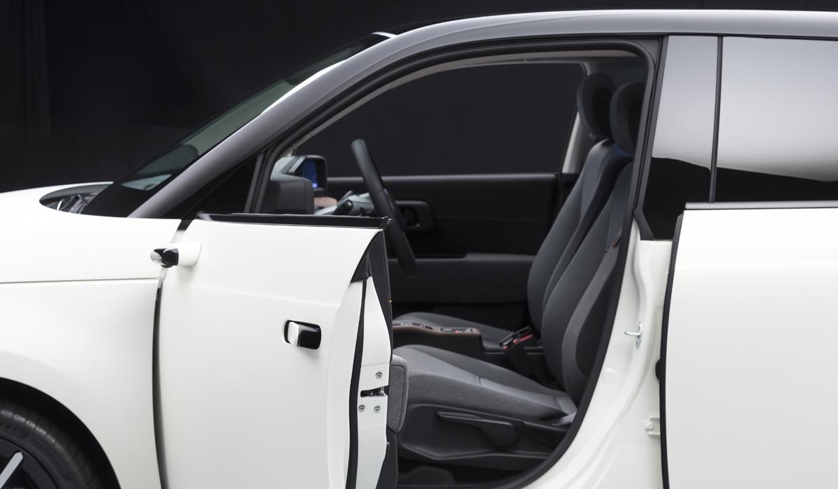 Honda e будет иметь камеры вместо зеркал 2