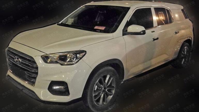 Hyundai обкатывает в Корее 7-местный Tucson 1