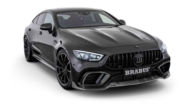 Brabus показал 800-сильный Mercedes-AMG GT 2