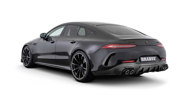 Brabus показал 800-сильный Mercedes-AMG GT 3