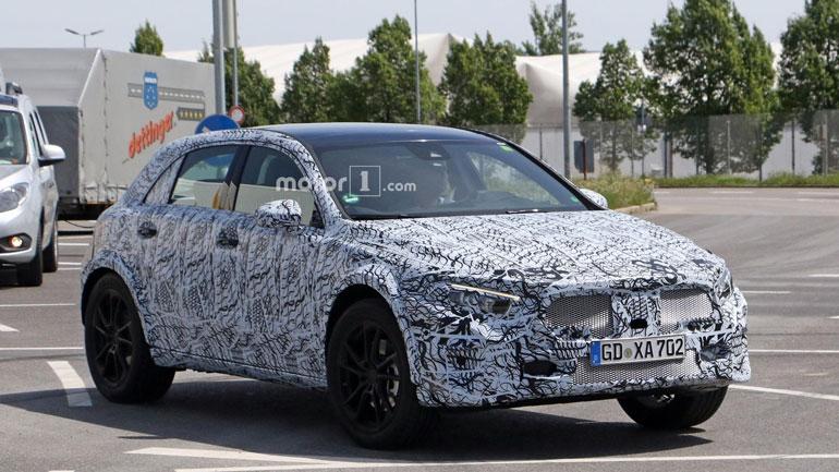 Новый Mercedes-Benz GLA дебютирует в сентябре 2019 года 1