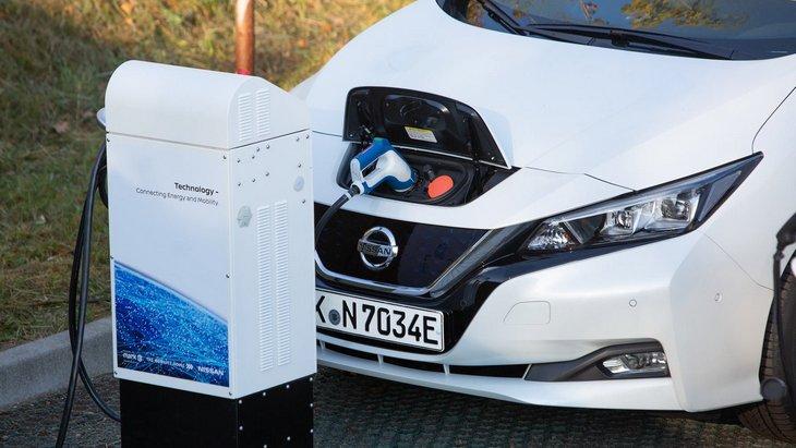 Через семь лет электромобили станут дешевле обычных автомобилей 1