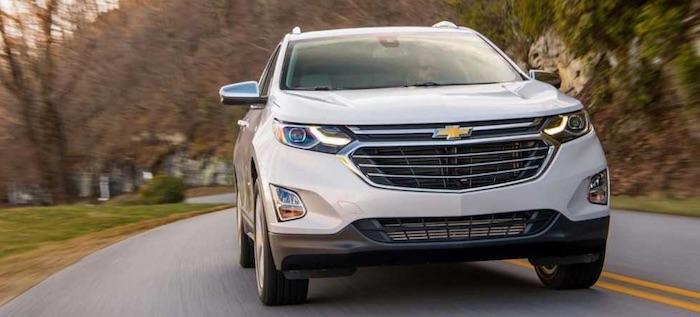 Chevrolet начал производство нового поколения кроссовера Captiva 1