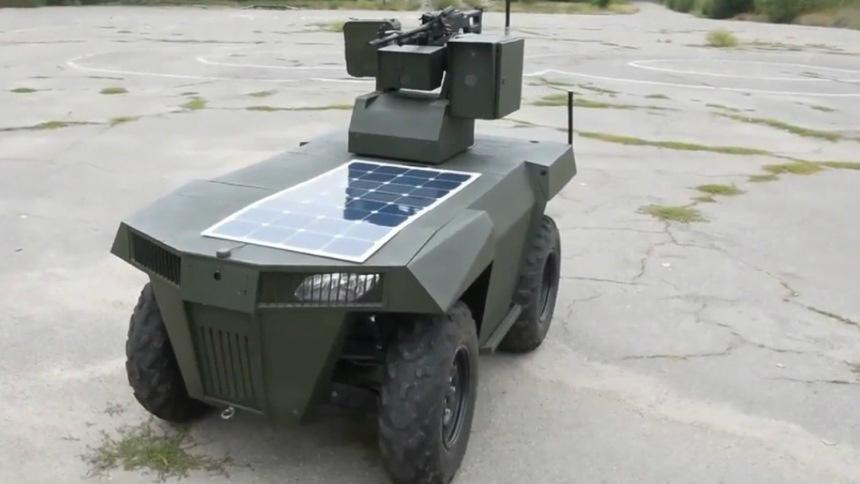 Запорожцы создали боевой беспилотник с ласковым женским голосом 1