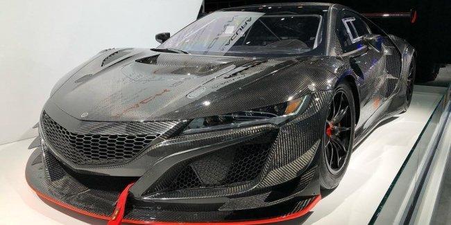 Acura NSX подешевела на 20 000 долларов 1