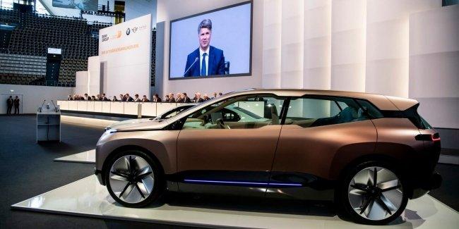 BMW подтверждает курс на электрификацию с акцентом на плагин-гибриды 1