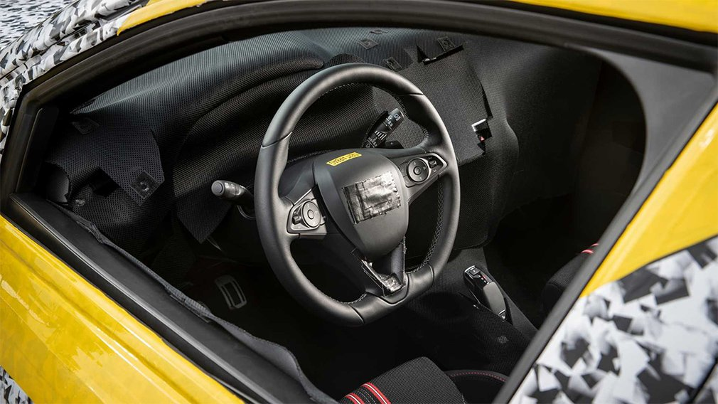 Opel вывел на финальные тесты новую Corsa 2