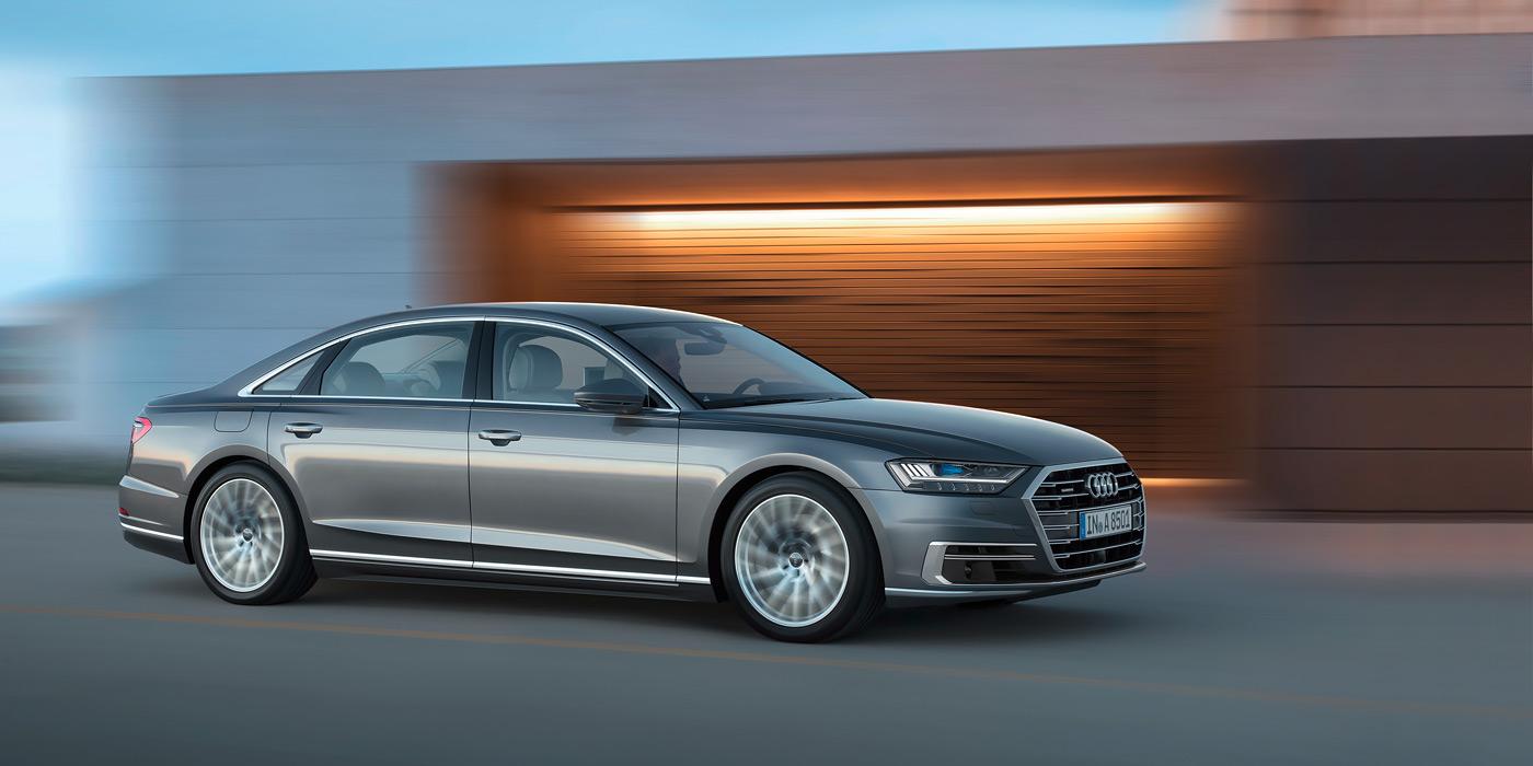 Audi подтвердила выпуск сверхроскошной версии флагмана A8 1