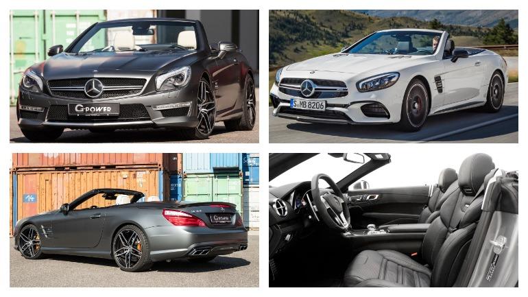 Mercedes-AMG завершит выпуск модели SL 63 в мае 2