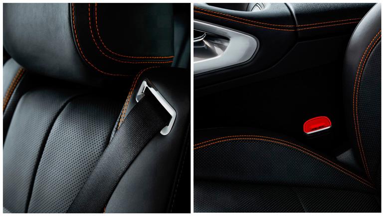 Автомобили Mercedes-Benz получат подогрев ремней безопасности 1