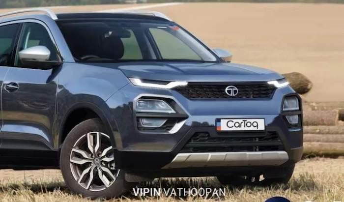 Опубликованы рендеры конкурента Hyundai Creta от Tata 1