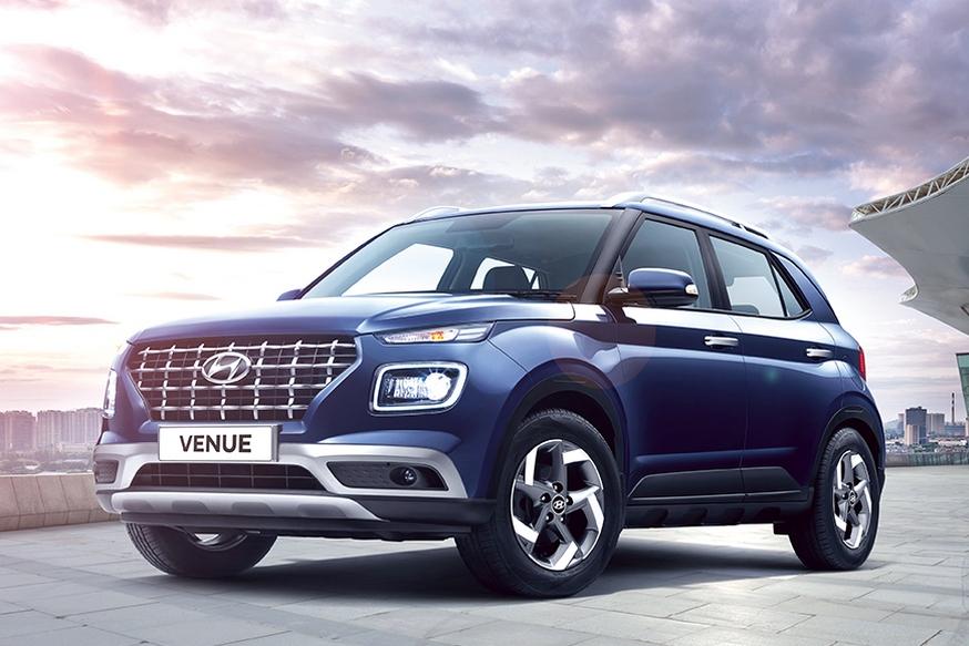 Дешевый кроссовер Hyundai Venue поступил в продажу 1