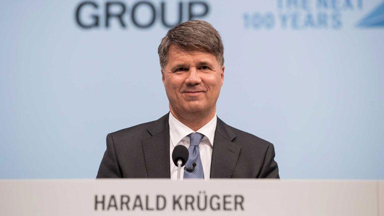 Глава BMW Херальд Крюгер может покинуть свой пост 1