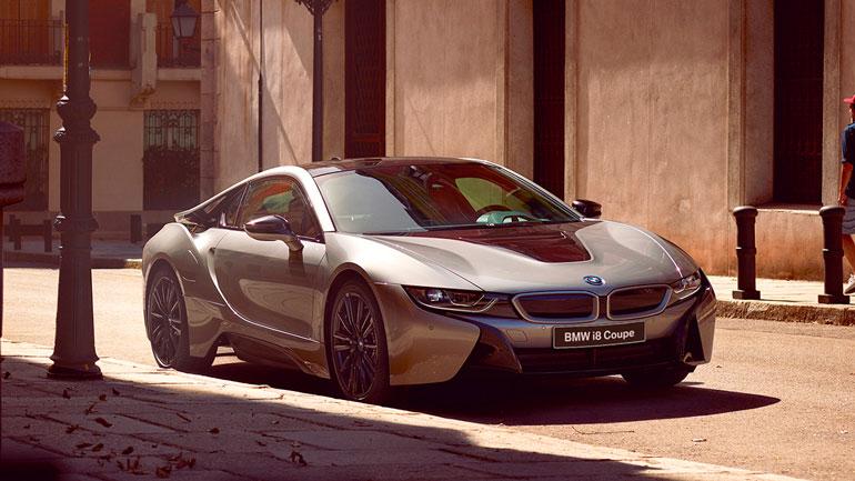 Следующая поколение гибридного BMW может стать электрическим 1
