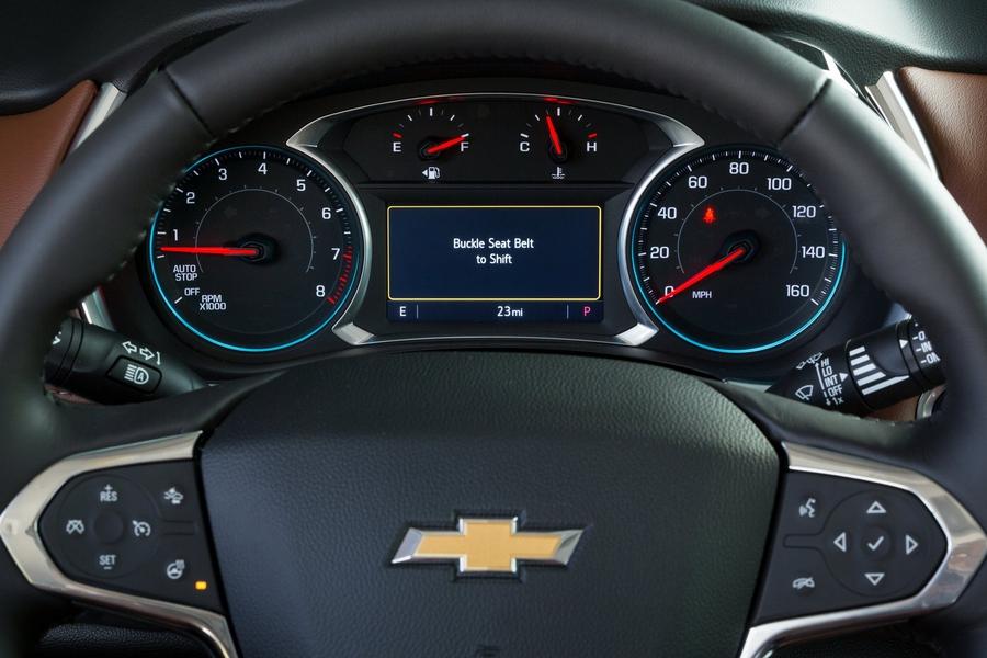 Chevrolet заставит водителей пристегиваться 2