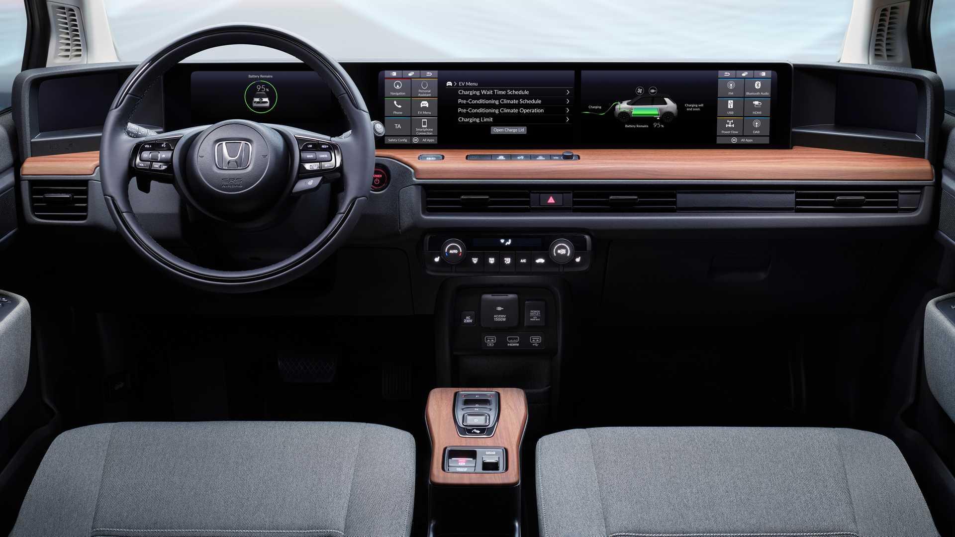 Honda открыла прием предзаказов на первый электрокар 2