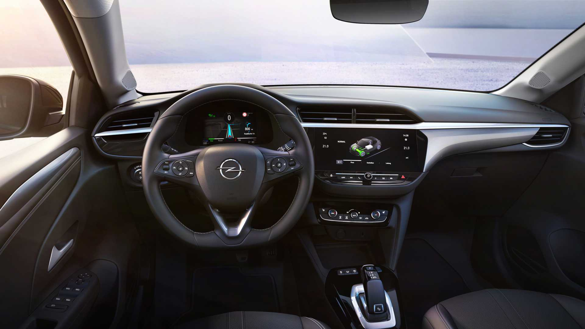 Представлена новая Opel Corsa – пока в электроварианте 3