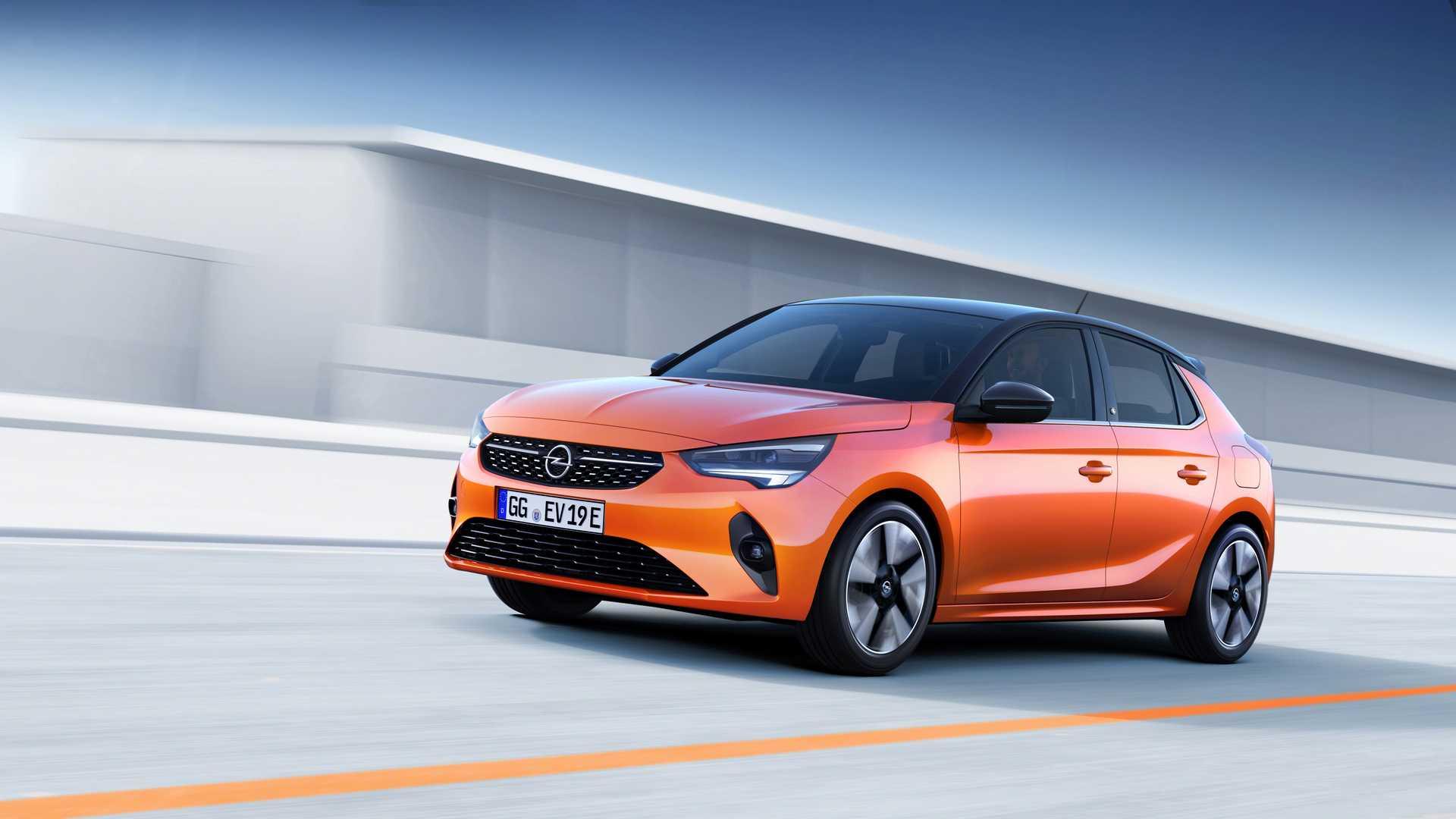 Представлена новая Opel Corsa – пока в электроварианте 1