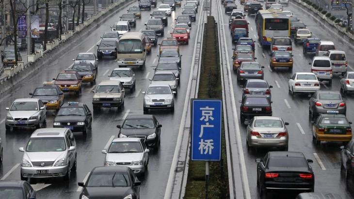 Китайский автомобильный рынок в апреле обрушился на 18% 1