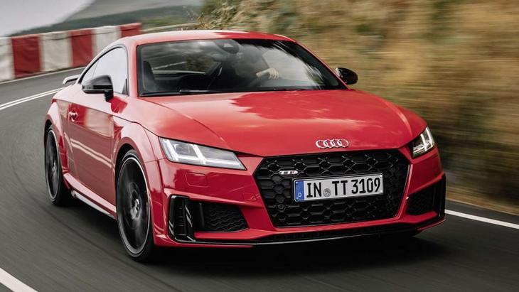 Audi официально прекращает производство легендарной TT 1