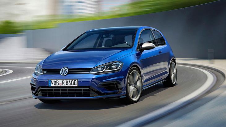 Названы самые популярные автомобили Европы в апреле 1