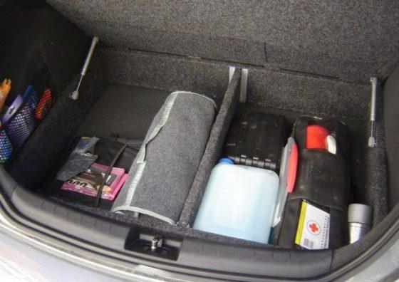 Водителям напомнили про штрафы за недопустимый багаж 1