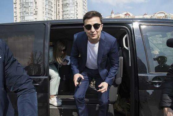 Зеленский пообещал сделать в Украине «зеркальные» дороги 1