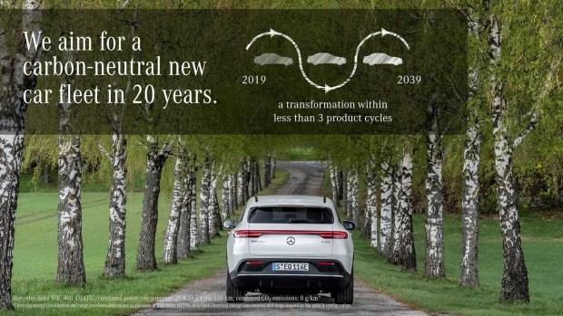 Mercedes-Benz в ближайшие 20 лет будут иметь нулевые выбросы 2