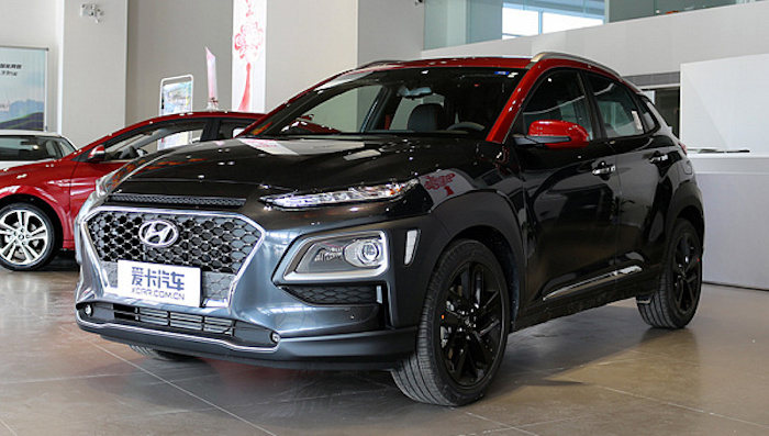 Hyundai Encino стал вторым по популярности SUV марки 1