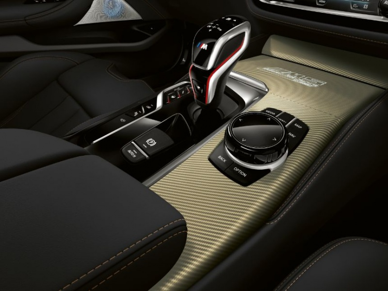 BMW отметила 35-летие M5 юбилейной версией суперседана 3