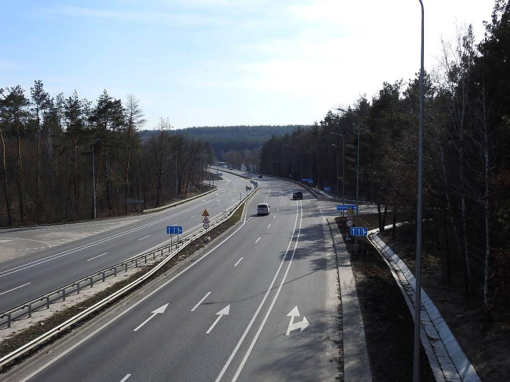 Трассу Киев - Одесса сделают частично бетонной 1