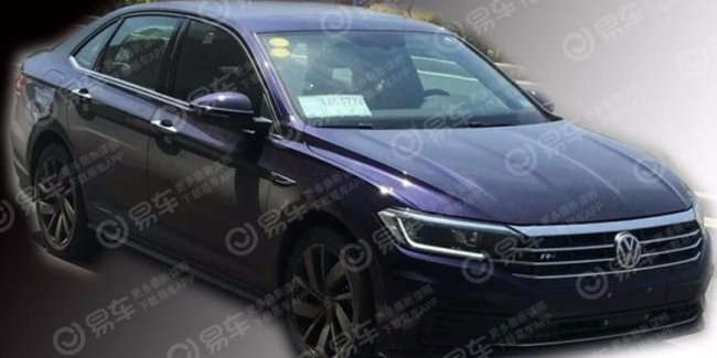 Внешность Volkswagen Jetta R-Line рассекретили до премьеры 1