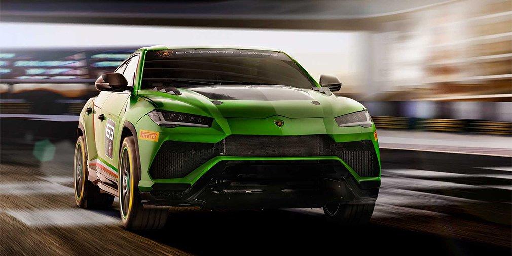 Lamborghini выпустит сверхмощную модификацию Urus 1