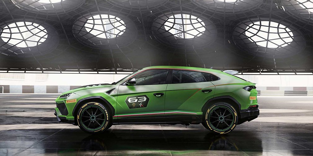 Lamborghini выпустит сверхмощную модификацию Urus 2