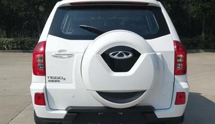 Новый Chery Tiggo 3 получит обновленный дизайн и экономичный мотор 2