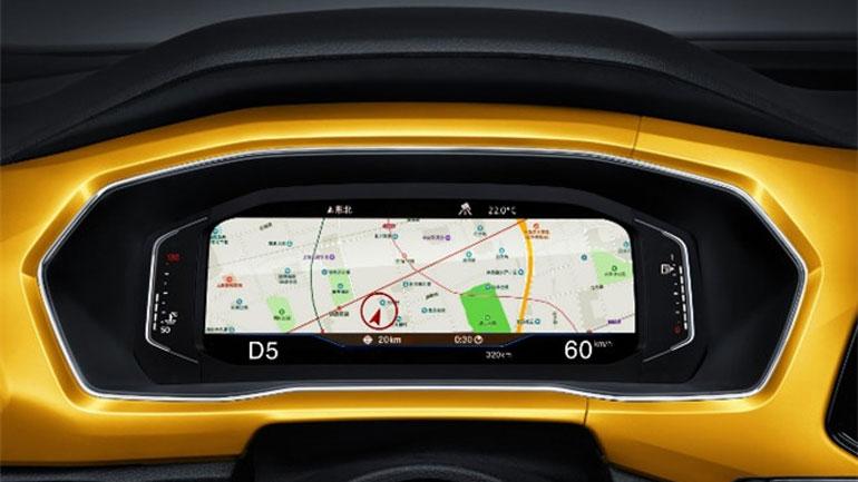 Volkswagen рассекретил цветовую гамму нового T-Cross 1