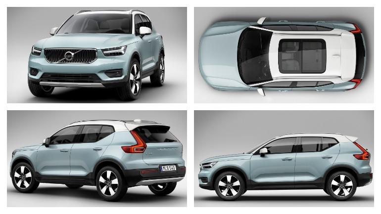 Volvo готовит доступный кроссовер 2